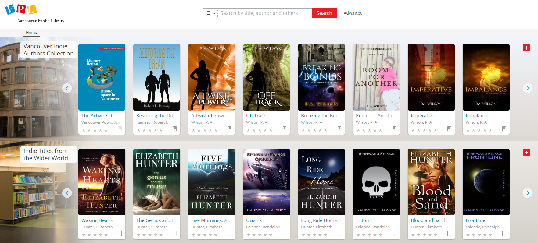 ODILO BYOC eBook platform