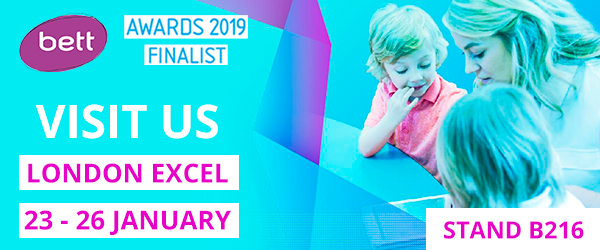 Odilo Is A Finalist In The Bett Awards 2019 And Takes Part In Bett