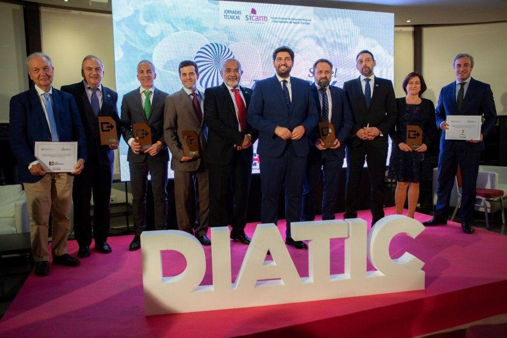 DIATIC award for ODILO