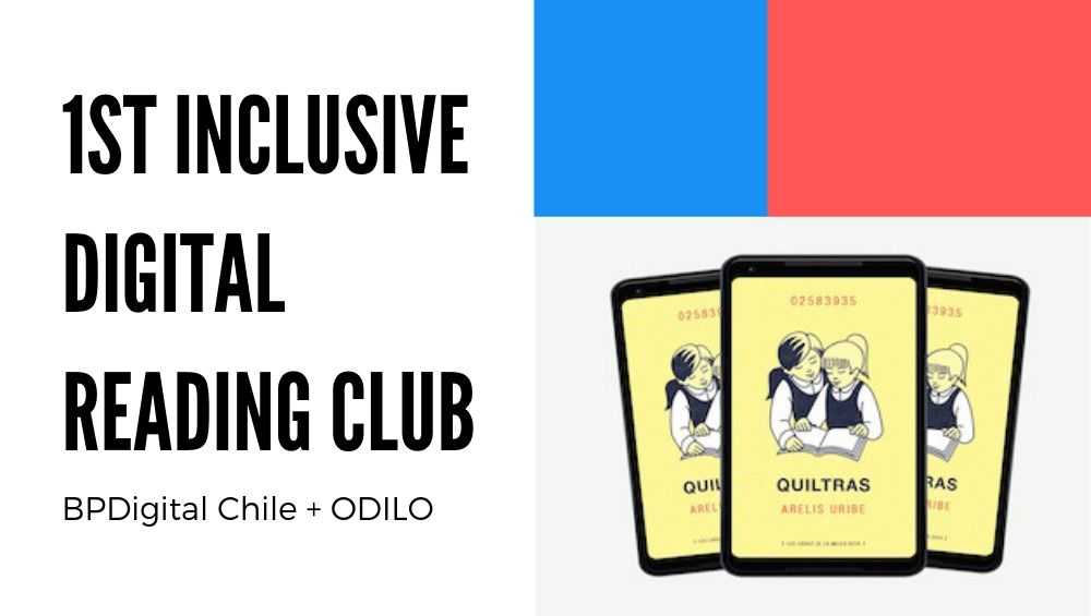 Inclusive Digital Book Club by ODILO and BP Digital Chile