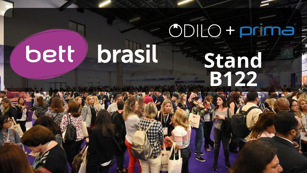 ODILO`s intelligent digital library presented in Brazil