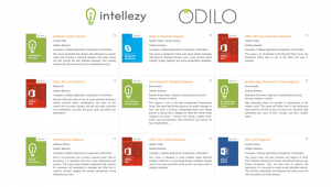 Intellezy and ODILO jointly offer elearning courses