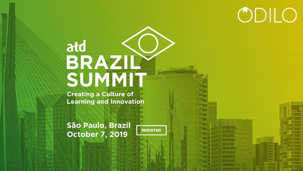 ODILO to present its solution to develop unlimited learning cultures in Brazilian Companies