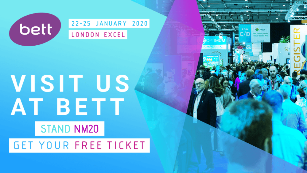 "ODILO will present its ""Netflix for Education"" for developing strong reading habits at Bett 2020"