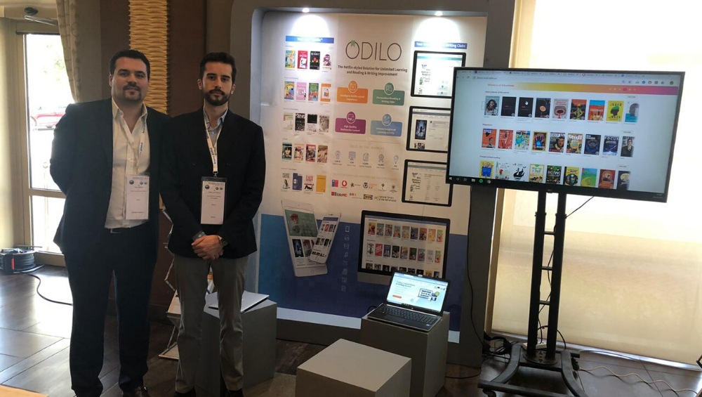 ODILO participates in Innovation Africa 2019