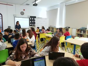 Eduteca is the digital literacy platform of the Ministry of Education, University and Research of the Balearic Government, developed by ODILO